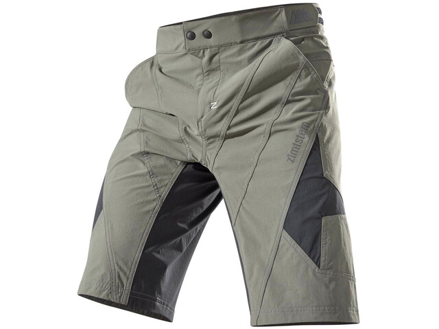 Zimtstern Tauruz Evo Shorts Hombre, gris
